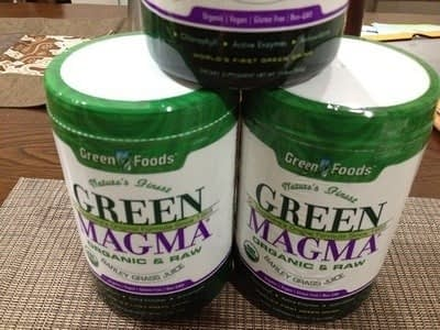 iherb青汁:Green Magma Barley Grass Juice
