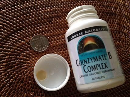 アイハーブでニキビやヘルペスにおすすめの活性型ビタミンBレビュー!