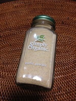 アイハーブおすすめSimply Organic Garlic Powder参考画像