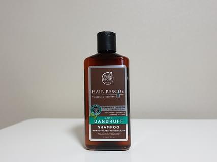 ビオチンで白髪・薄毛防止★Petal Fresh Pure Hair Rescue Thickening Treatmentのフケ対策シャンプー