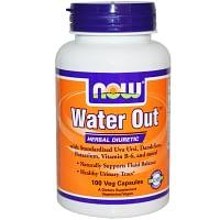 Now Foods, Water Out, Herbal Diuretic