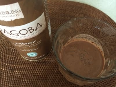 ココア・カカオパウダー Dagoba Organic Chocolate Drinking Chocolate Authentic