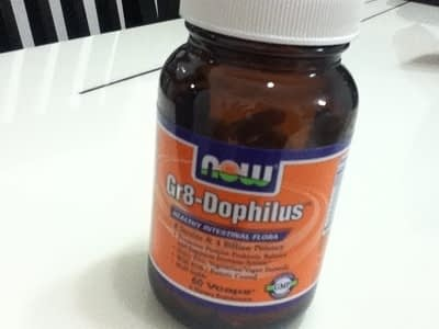iherb乳酸菌:Now Foods Gr8 Dophilus