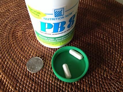 乳酸菌:Nutrition Now PB8 Pro-Biotic Acidophilus